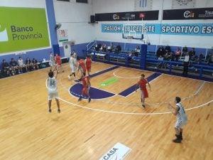Sportivo Escobar comenzó  su participación en el torneo local