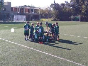 Independiente de Escobar disputará la Copa del Mundo de Escuelas de Fútbol