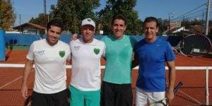 Independiente, inicio una nueva temporada  en el torneo interclubes de la AAT