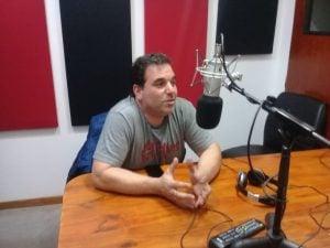 """Martín Santoro, """"sentimos el apoyo a nuestra gestión y hay buena convocatoria"""""""