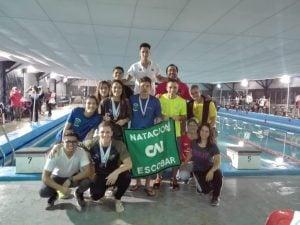 El equipo Master de Independiente suma y es protagonista en FANNBA