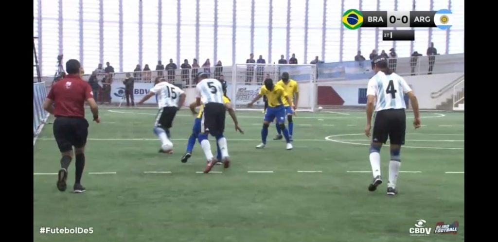 Los Murciélagos  empataron con Brasil en el debut en la Copa América 2019