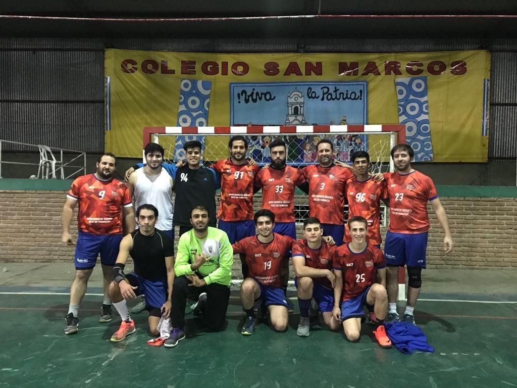 Handball: Gran fin de semana en inferiores