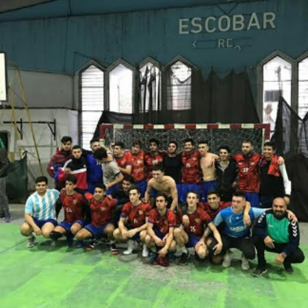 Handball: Escobar campeón en inferiores masculino y femenino