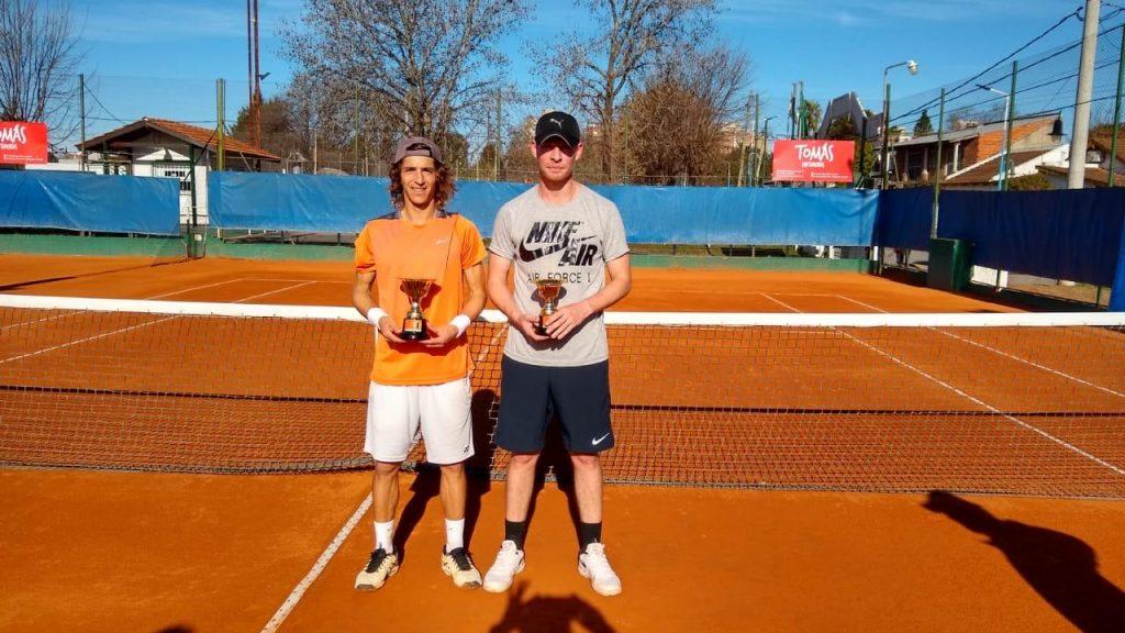 Torneo interno de tenis, un clásico en Independiente de Escobar