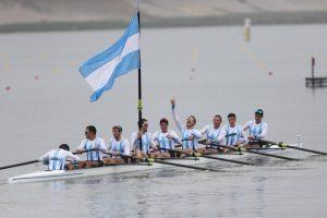 Esteras sumó un nuevo oro en los Panamericanos de Lima