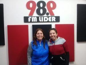Ramírez y Ruiz orgullosas tras el título del Handball