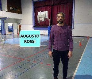 """Augusto Rossi: """"Vengo a dar lo mejor de mí"""""""