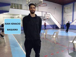 """El regreso de Baquero a Sportivo: """"Siempre supe que iba a volver"""""""