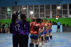 Handball: Nueva fecha disputada para Escobar