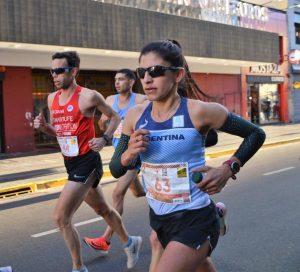 """Daiana Ocampo: """"haber ganado los 42K  es uno de mis logros más importante a nivel deportivo"""""""
