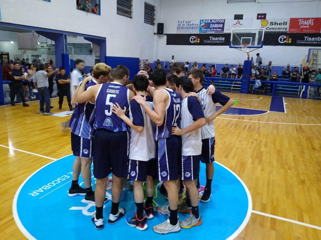 Sportivo Escobar viaja a La Plata con muchas expectativas