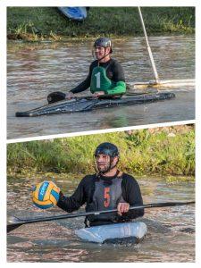 Nicolás Fasce y Diego Gago participaran del  Canoe Polo Súper League en China