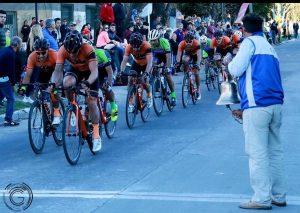 """Pablo Rey: """"el ciclismo en  ruta es equipo y tenemos una onda terrible"""""""