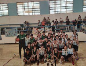 La U13 de CAIDE fue subcampeón
