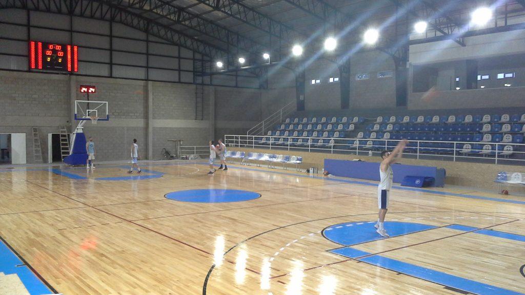 Sportivo Escobar estrena su nuevo estadio ante Somisa