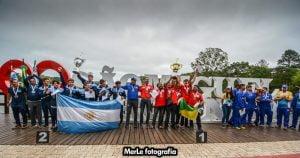 La selección Argentina Sub 21 obtuvo la clasificación al Mundial de Roma 2020