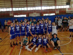 La U17 de Sportivo se consagró subcampeón