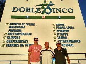 Doble55inco: un complejo deportivo que no para de crecer