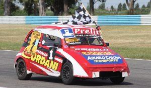 Leo Cordani se consagró campeón en la Promo