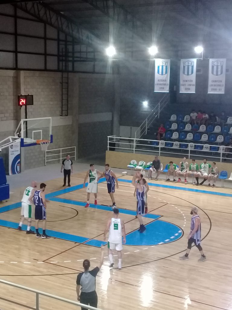 Sportivo ganó frente a Institución Sarmiento en un amistoso de preparación
