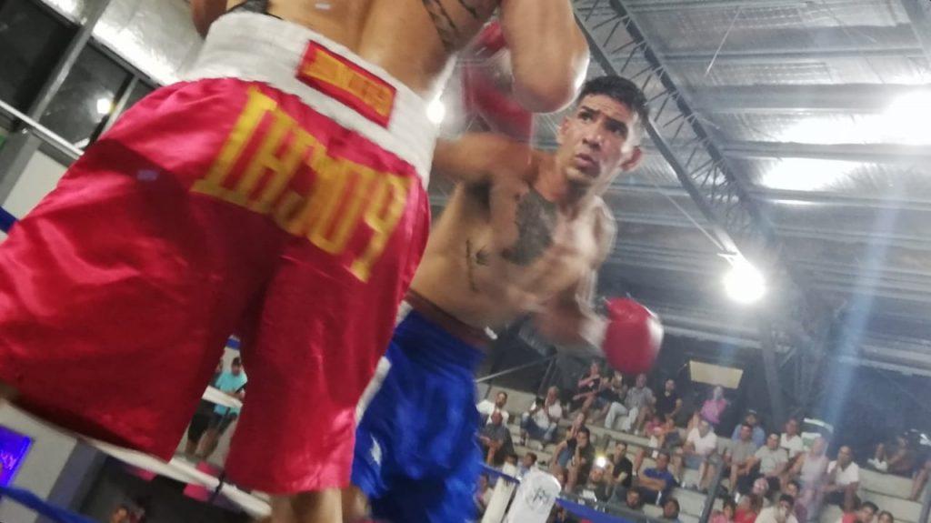 Gran velada de boxeo en Garín