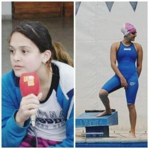 Nadadoras locales participaran en el Campeonato Republica de Natación