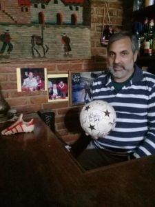 """Entre el fútbol de Ascenso y la Liga Escobarense: la historia de José """"Chito"""" Calado"""
