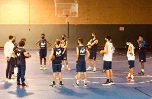 Giovannetti ya está entrenando en Estudiantes de Madrid