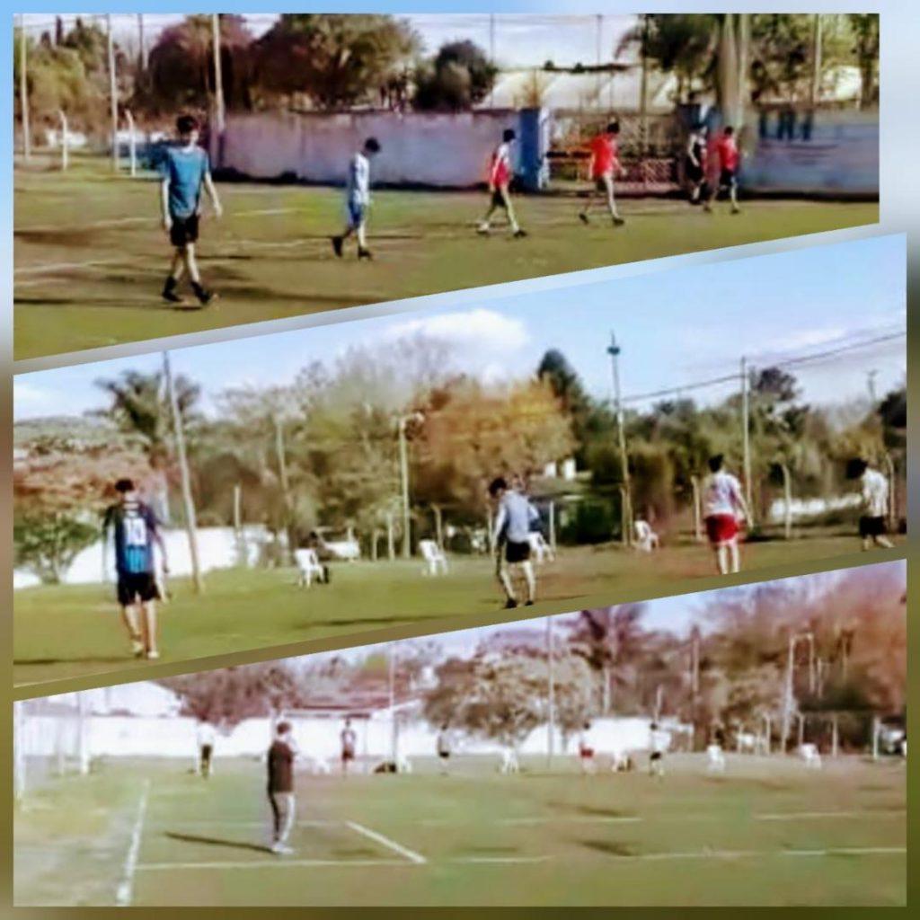 Santana y Bruckner analizan el regreso del entrenamiento presencial en Sportivo