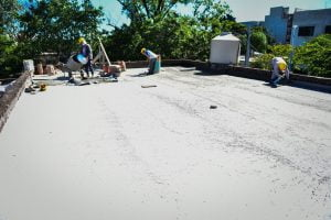 Comenzaron las obras de revalorización en los polideportivos municipales