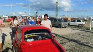 Diego Cordani terminó tercero en la Promo