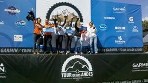 Godoy y Aguerrebere se trajeron un podio desde la Patagonia