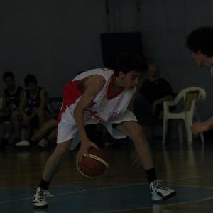 Augusto Gazzano (33 puntos) fue el escobarense más destacado