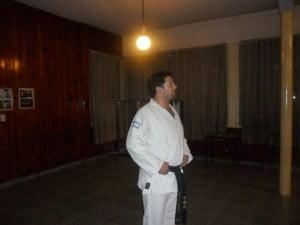 Marcos Rosenberg  2do Dan Karate Do / Kobudo