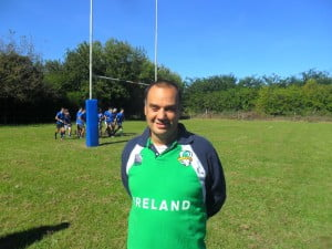 Gabriel Bossero entrenador M18 CITES