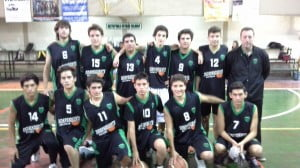 Equipo Sub 17 CAIDE