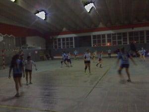 Damas Handball