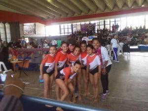 Equipo Pre-infantil Nivel E2 Polideportivo Escobar