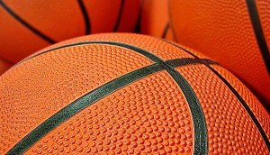 pelota de básquet
