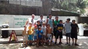 Básquet CAIDE, jugadores y entrenadores