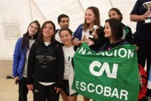 Ezequiel Bucci junto al equipo de CAIDE
