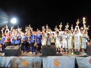 Campeones 2015
