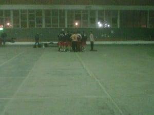 La arenga de Argentinos Juniors. Los de la Paternal siguen en camino en la Copa.