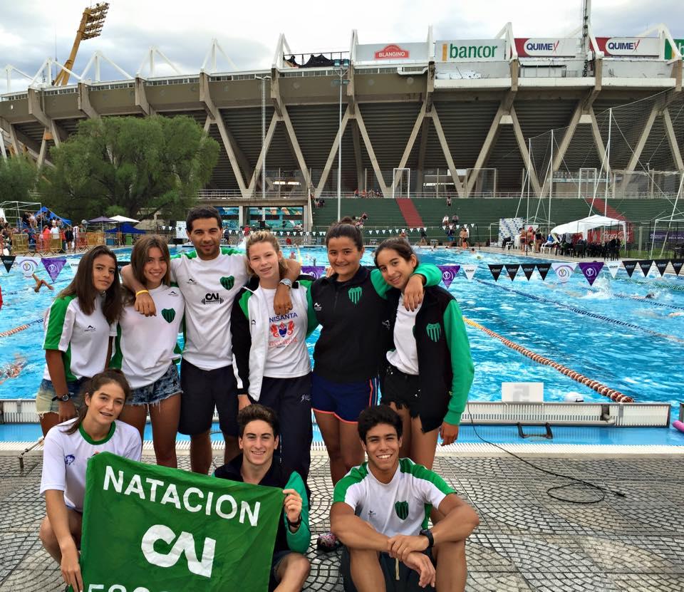Nuevos podios Nacionales para Independiente