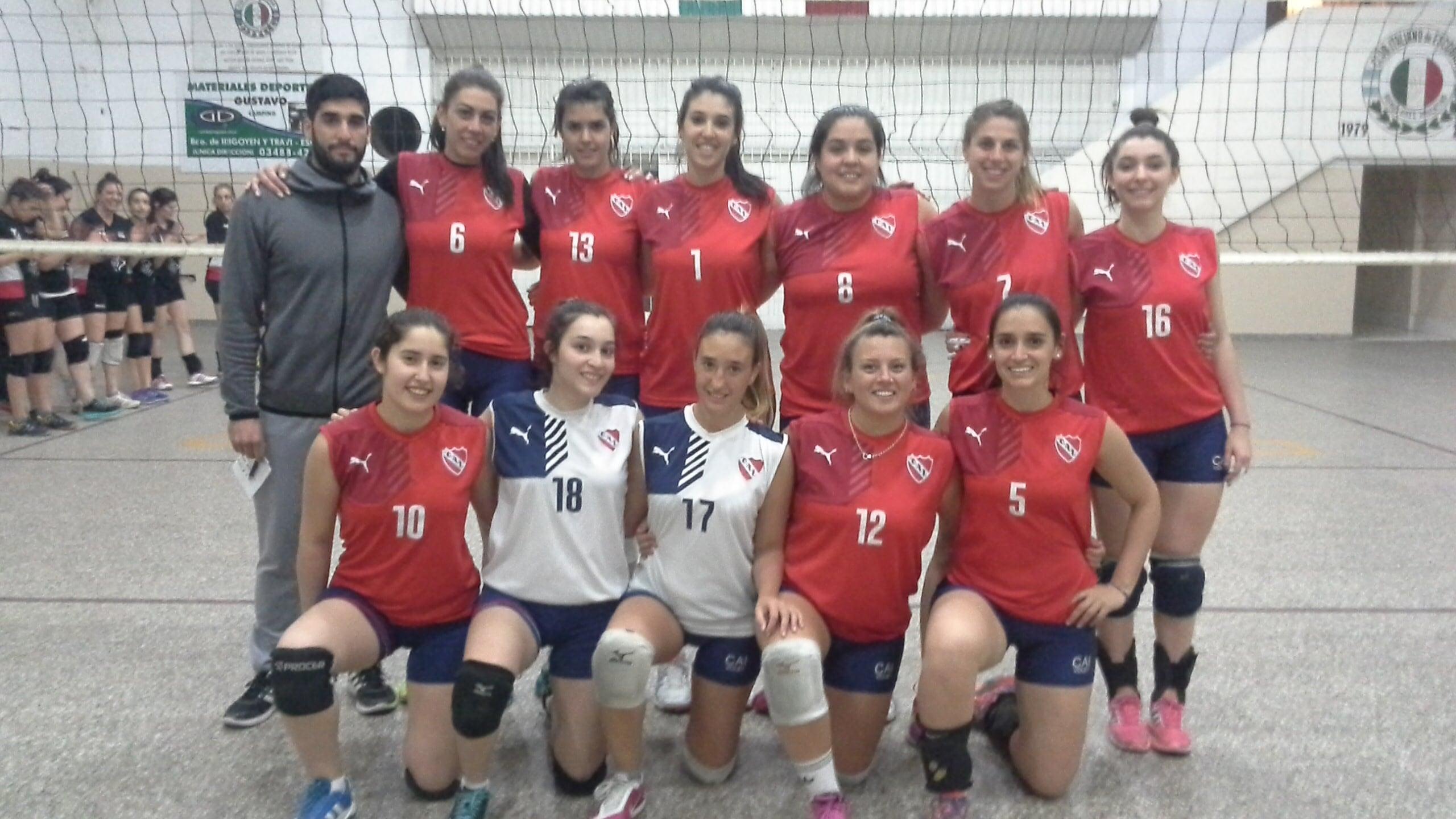 Equipo de Independiente de Avellaneda