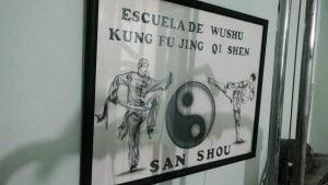 En Escobar, se puede practicar Wushu Kung Fu