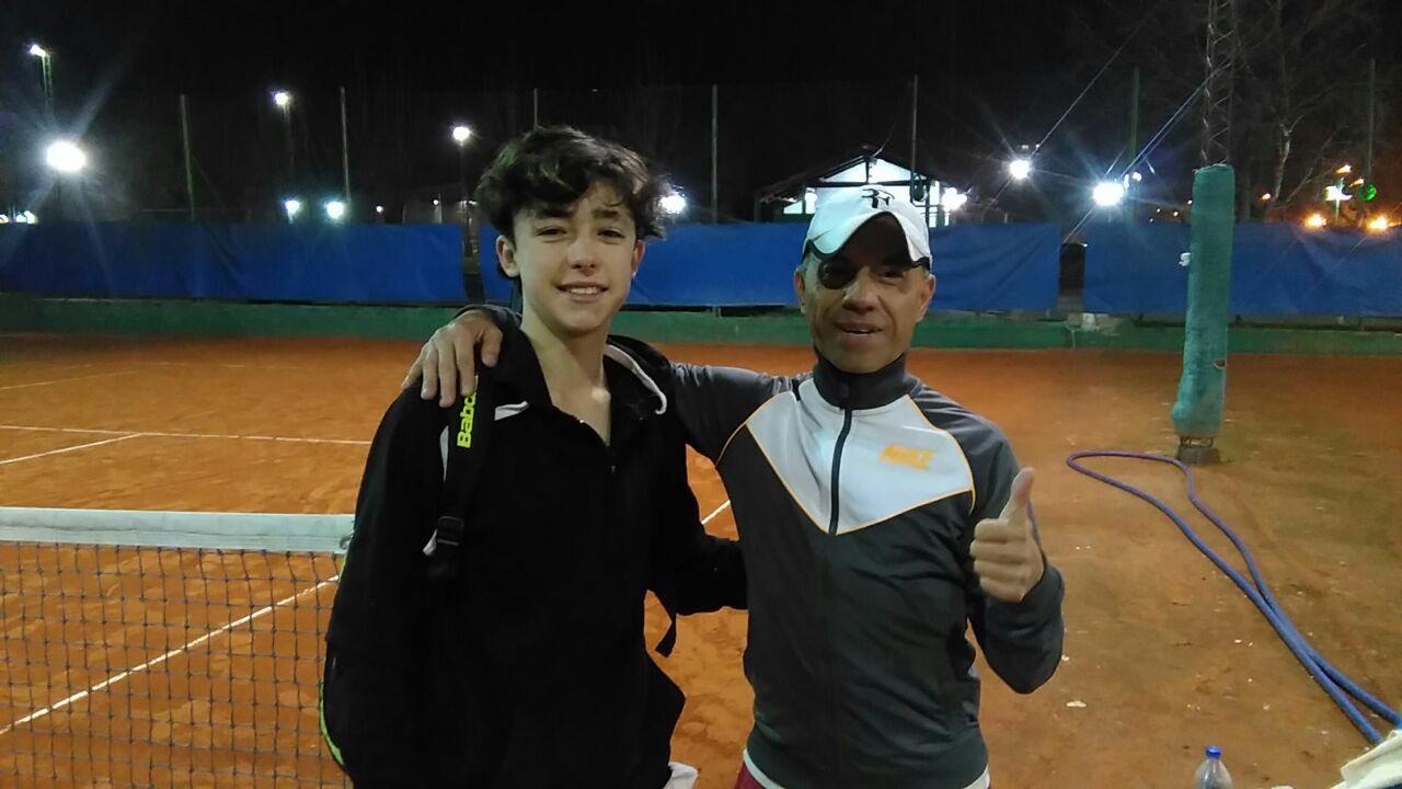 """Alvaro Camin campeón Cat """"B"""" y Carlos Reynoso sub-campeón"""