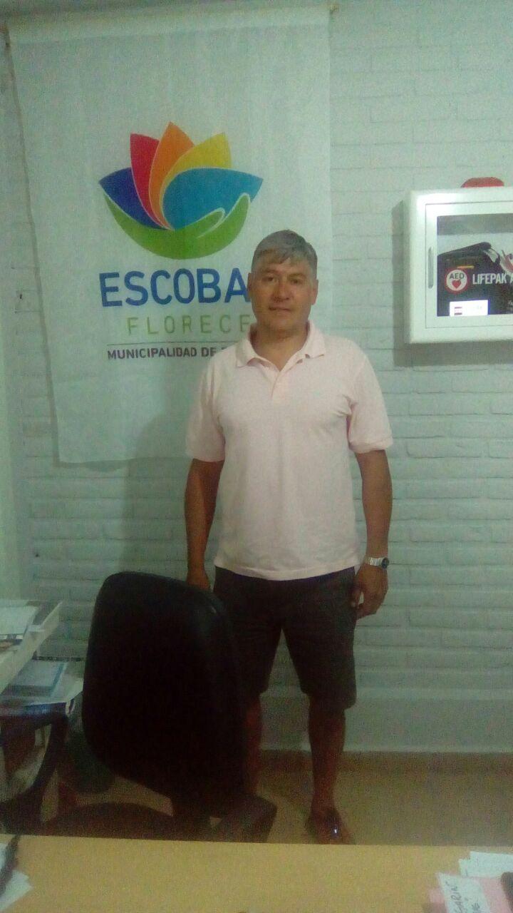 """Manuel Lezcano: """"el deporte local está pasando por uno de los mejores momentos de su historia"""""""