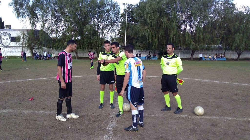 Los equipos de la ciudad ponen primera en la Liga Escobarense